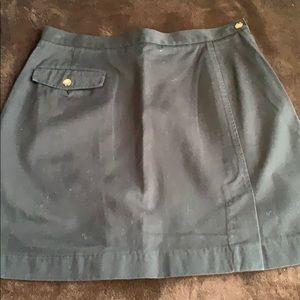 Talbots Skirt 💯% Cotton Made in Hong Kong 🇭🇰